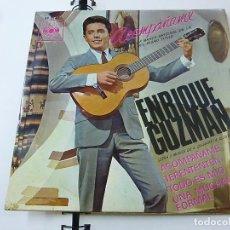 Discos de vinilo: ENRIQUE GUZMAN - ACOMPAÑAME + 3 - EP -N. Lote 191623671