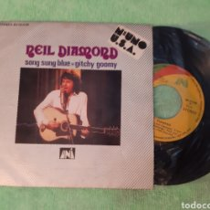Discos de vinilo: NEIL DIAMOND. SONG SUNG BLUE. GITCHY GOOMY. UNI.. Lote 191623992