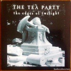 Discos de vinilo: THE TEA PARTY - THE EDGES OF TWILIGHT . Lote 191628938