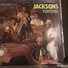 Discos de vinilo: JACKSON TORTURE. Lote 191634538