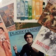 Discos de vinilo: LOTE 50 DISCOS LP'S MÚSICA CLÁSICA. Lote 191636243