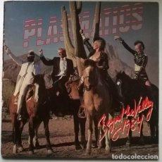 Discos de vinilo: PLASMATICS. BEYOND THE VALLEY OF 1984. STIFF, USA1981 LP ORIGINAL + DOBLE CUBIERTA. Lote 191654502