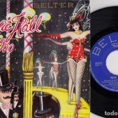 Discos de vinilo: BROR KALLES Y SU CONJUNTO - MUSIC HALL 1900 - EP ESPAÑOL DE VINILO #. Lote 191667110