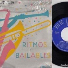 Discos de vinilo: BERTRAND BECH - RITMOS BAILABLES - EP ESPAÑOL DE VINILO #. Lote 191667308