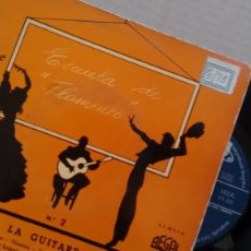 Discos de vinilo: E P ( VINILO) DE PACO AGUILERA AÑOS 50. Lote 191668405