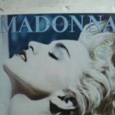 Discos de vinilo: MADONNA - TRUE BLUE. Lote 191673686