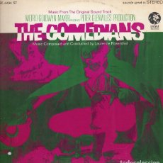 Discos de vinilo: THE COMEDIANS. BSO. LP. VINILO. Lote 191683452
