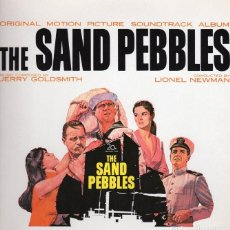 Discos de vinilo: THE SAND PEBBLES. BSO. LP. VINILO. Lote 191684425