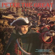 Discos de vinilo: PETER THE GREAT. BSO. LP. VINILO. Lote 191685693