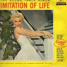 Discos de vinilo: IMITATION OF LIFE. BSO. LP. VINILO. Lote 191686000