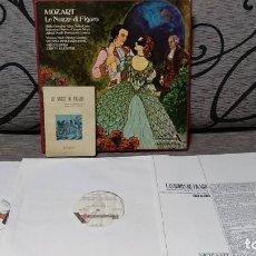 Discos de vinilo: MOZART*,VIENNA PHILHARMONIC ORCHESTRA*,ERICH KLEIBER,HILDE GUEDEN*,LISA DELLA CASA,SUZANNE DANC. Lote 191696853
