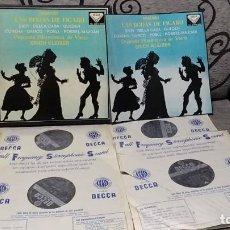 Discos de vinilo: MOZART*,VIENNA PHILHARMONIC ORCHESTRA*,KLEIBER*,HILDE GUEDEN*,LISA DELLA CASA,SUZANNE DANCO,CE. Lote 191696877
