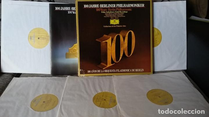 BERLINER PHILHARMONIKER,ARTHUR NIKISCH•LEO BLECH•BRUNO WALTER,•HANS KNAPPERTSBUSCH•ERICH KLE (Música - Discos de Vinilo - Maxi Singles - Clásica, Ópera, Zarzuela y Marchas)