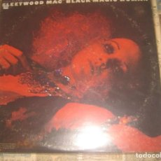 Discos de vinilo: FLEETWOOD MAC-BLACK MAGIC WOMAN DOBLE (EPIC-1971) CLASICO BLUES ROCK OG USA. Lote 191702458
