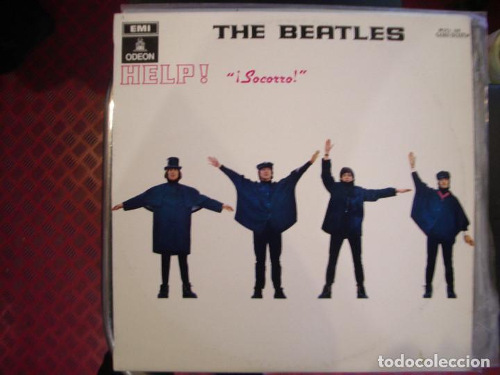 THE BEATLES- HELP! LP (Música - Discos - LP Vinilo - Pop - Rock Extranjero de los 50 y 60)