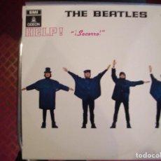Discos de vinilo: THE BEATLES- HELP! LP . Lote 191707816