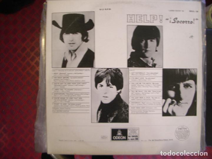 Discos de vinilo: THE BEATLES- HELP! LP - Foto 2 - 191707816