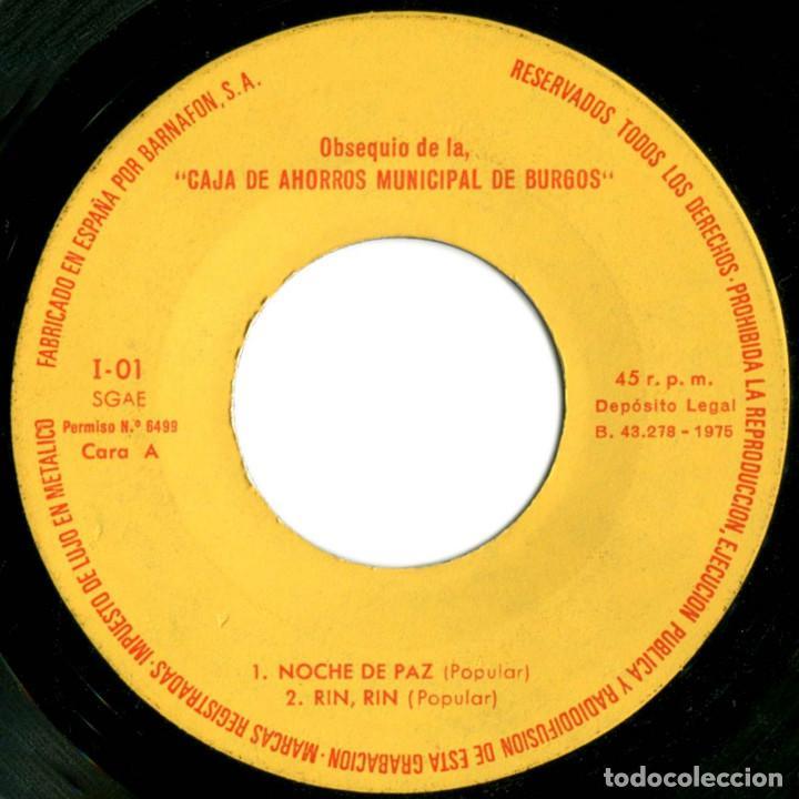 Discos de vinilo: VVAA (Jose María Iñigo) - Caja de Ahorros Municipal de Burgos - Ep Spain 1976 - Foto 3 - 191705418