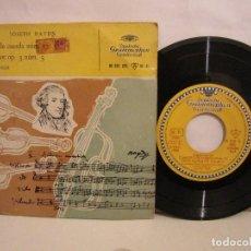 Discos de vinilo: JOSEPH HAYDN / CUARTETO VEGH - CUARTETO DE CUERDA N.17 - 1959 - MONO - SPAIN - RARO - VG/VG. Lote 191709347