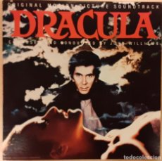 Discos de vinilo: DRACULA (1979) JOHN WILLIAMS. Lote 191709707