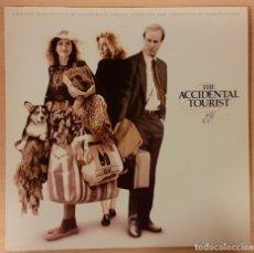 Discos de vinilo: EL TURISTA ACCIDENTAL (THE ACCIDENTAL TOURIST) JOHN WILLIAMS. Lote 191710466