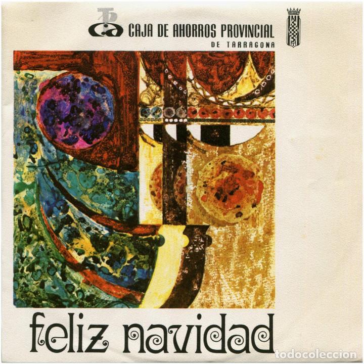 VVAA (MANOLO ESCOBAR, NINIO SANCHEZ, LOLA FLORES Y A. GONZALEZ, LOS DOS) - FELIZ NAVIDAD - BELTER (Música - Discos de Vinilo - EPs - Solistas Españoles de los 70 a la actualidad)