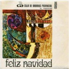 Discos de vinilo: VVAA (MANOLO ESCOBAR, NINIO SANCHEZ, LOLA FLORES Y A. GONZALEZ, LOS DOS) - FELIZ NAVIDAD - BELTER. Lote 191710550