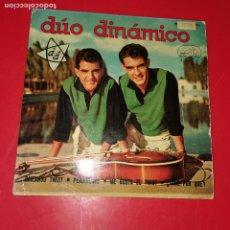 Discos de vinilo: DUO DINAMICO : BAILANDO TWIST. Lote 191712972
