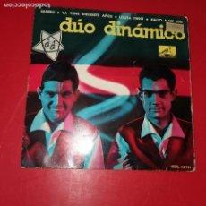 Discos de vinilo: DUO DINAMICO EP QUIERO - YA TIENE DIECISIETE AÑOS- LOLITA TWIST - HALLO MARI LOU. Lote 191713727