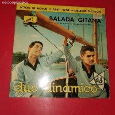 Discos de vinilo: DUO DINAMICO - BALADA GITANA - EP. Lote 191713820