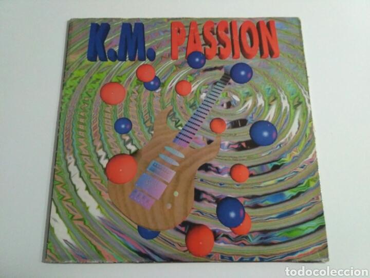 K.M. PASSION - NEEDLES AND PINS (Música - Discos de Vinilo - Maxi Singles - Disco y Dance)