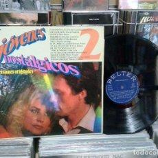 Discos de vinilo: LMV - JOVENES NOSTALGICOS, VOL. 2. BELTER 1981, REF. 2-37.021. LP RECOPILATORIO. Lote 191716561
