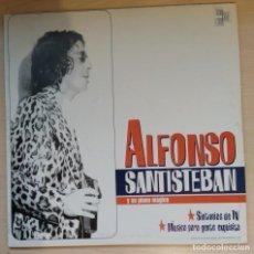 Discos de vinilo: ALFONSO SANTISTEBAN Y SU PIANO MÁGICO* – SINTONÍAS DE TV / MÚSICA PARA GENTE EXQUISITA - 2 VINILOS. Lote 191719940