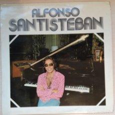Discos de vinilo: ALFONSO SANTISTEBAN - SELLO BEVERLY RECORDS 1976 - JAZZ, LATIN, STAGE & SCREEN. Lote 191720931