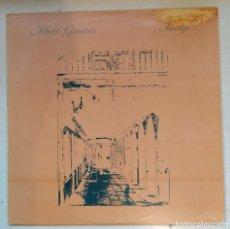 Discos de vinilo: ALBERT GIMÉNEZ – IMATGE ... DISCOS FILOBUS 1982 - JAZZ, LATIN, FOLK, WORLD, & COUNTRY. Lote 191722126