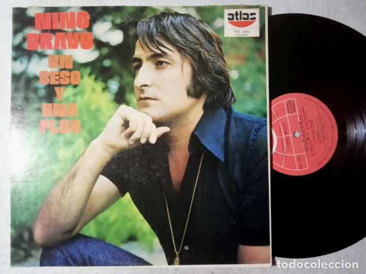 Nino Bravo Un Beso Y Una Flor Lp 1978 Atl Buy Vinyl Records Lp Spanish Soloists Of The 50s And 60s At Todocoleccion 191724861
