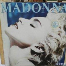 Discos de vinilo: MADONNA - TRUE BLUE - LP. DEL SELLO SIRE DE 1986. Lote 191731815
