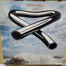 Discos de vinilo: MIKE OLDFIELD - TUBULAR BELLS - LP. DEL SELLO VIRGIN DE 1974. Lote 191731962