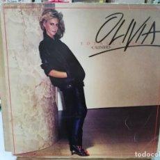 Discos de vinilo: OLIVIA NEWTON JOHN - TOTALLY HOT / CALENTITO - LP. DEL SELLO EMI DE 1978. Lote 191732100