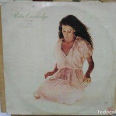 Discos de vinilo: RITA COOLIDGE - LOVE ME AGAIN - LP. DEL SELLO AM RECORDS DE 1978. Lote 191732422