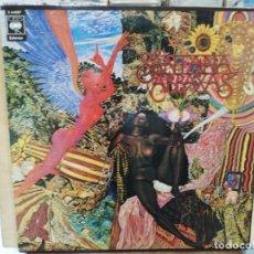 Discos de vinilo: CARLOS SANTANA - ABRAXAS - LP. DEL SELLO CBS DE 1970 (CONTIENE POSTERS) . Lote 191732778