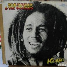 Discos de vinilo: BOB MARLEY AND THE WAILERS - KAYA - LP. DEL SELLO ISLAND DE 1978. Lote 191733516