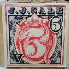 Discos de vinilo: J. J. CALE - FIVE - LP. DEL SELLO MERCURY DE 1979. Lote 191733953