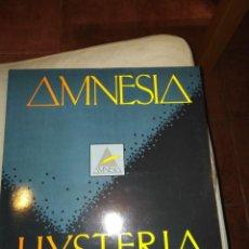 Disques de vinyle: AMNESIA HYSTERIA . Lote 191734116