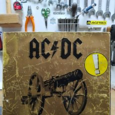 Discos de vinilo: AC DC FOR THOSE ABOUT TO ROCK (WE SALUTE YOU). Lote 191739871