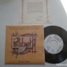 Discos de vinilo: MADDY PRIOR , STEELEYE SPAN, NPM...EP PROMO RCA ESPAÑA 1981 // + INSERT FOLL ROCK VINILO COMO NUEVO . Lote 191743450