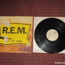 Discos de vinilo: R.E.M. - OUT OF TIME - GERMANY - WARNER - INCLUYE ENCARTES - IBL - . Lote 191747120