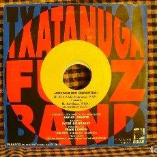 Discos de vinilo: TXATANUGA FUTZ BAND ?– KOSTALDEKO ENKANTUA / ANTILLANA, ELKAR ?– ELK-273, 1991.. Lote 191757116
