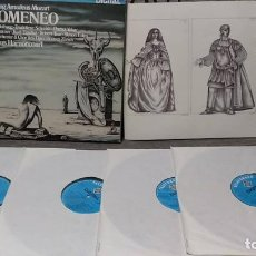 Discos de vinilo: NIKOLAUS HARNONCOURT,WERNER HOLLWEG,TRUDELIESE SCHMIDT,RACHEL YAKAR,FELICITY PALMER,KURT EQUILU. Lote 191770711