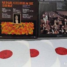 Discos de vinilo: SERGIU CELIBIDACHE DIRIGE. Lote 191770796